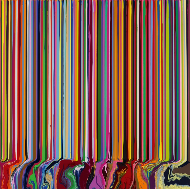 Colourfall: Spectroscopic , 2013
