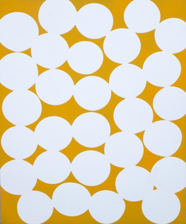 White and Yellow Study, 2015