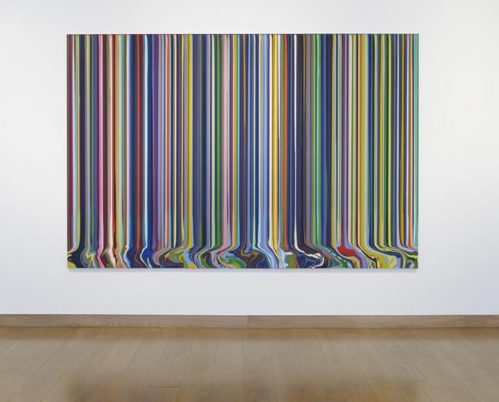 Colourcade: Magenta/Purple/Green, 2014