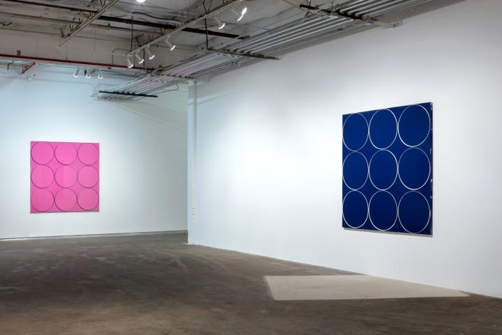 Installation Shot from Horizons, Dallas Contemporary, 2018
