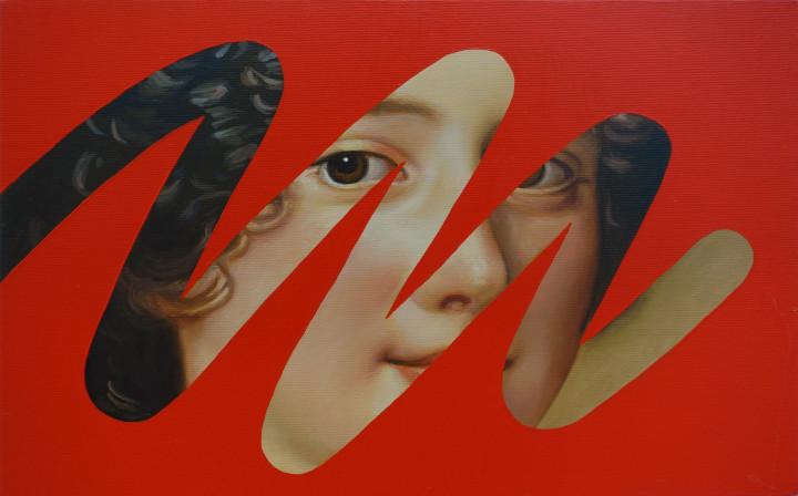 Fake Abstract (Jacob Ferdinand Voet)