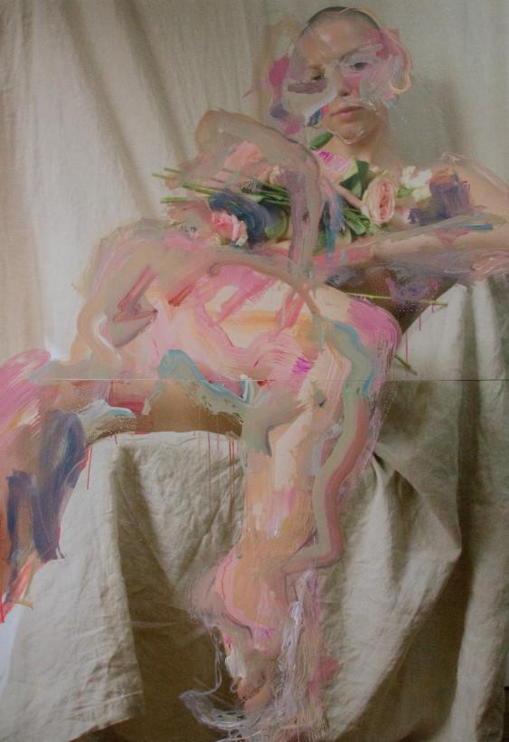 "<span class=""artist""><strong>Jess Cochrane</strong></span>, <span class=""title""><em>Roses</em>, 2021</span>"