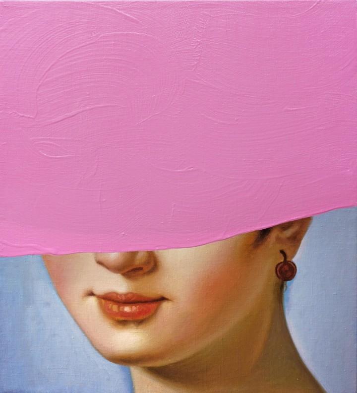 "<span class=""artist""><strong>Lino Lago</strong></span>, <span class=""title""><em>Fake Abstract (Ingres)</em>, 2020</span>"