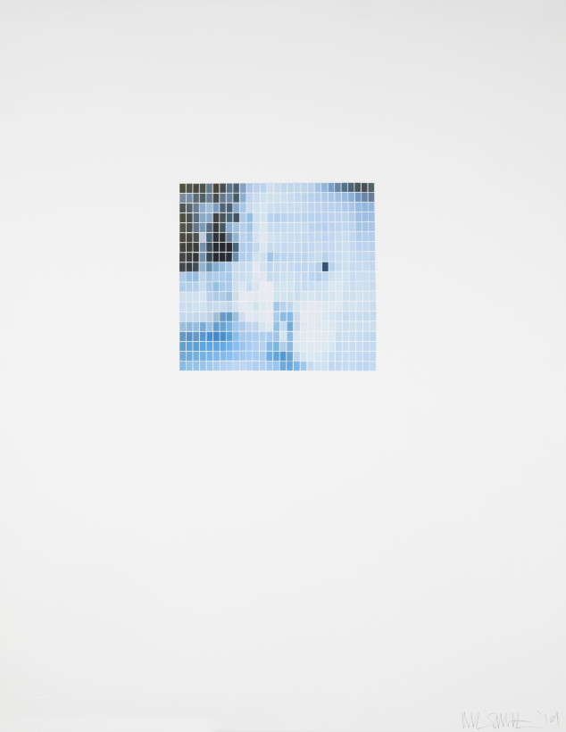 "<span class=""artist""><strong>Nick Smith</strong></span>, <span class=""title""><em>Theft of a Hirst CCTV - (Microchip)</em>, 2019</span>"