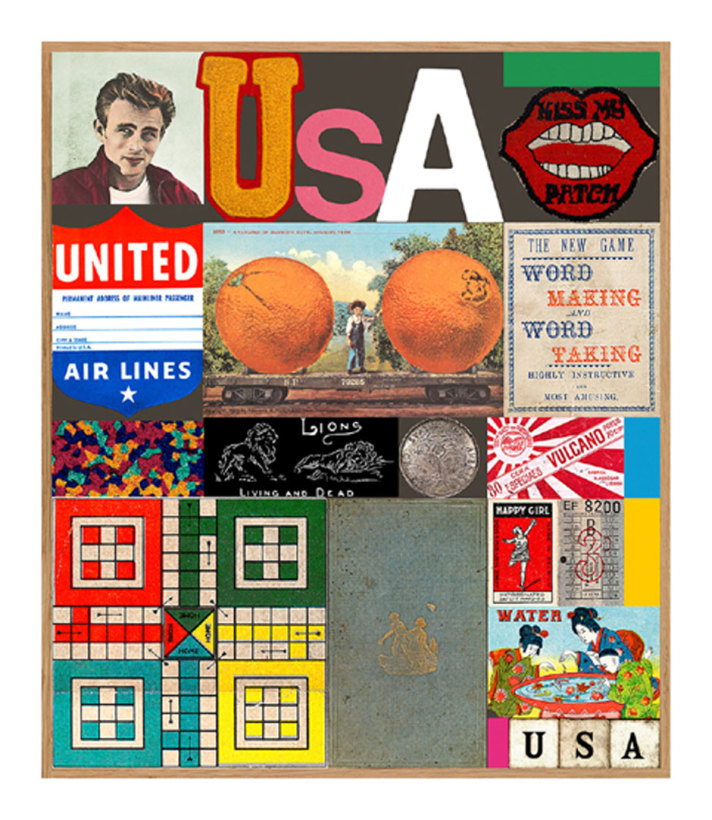 USA Series - James Dean