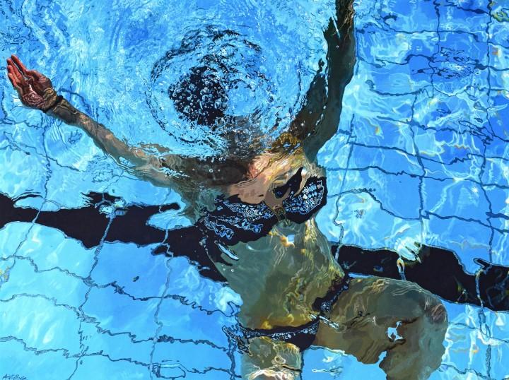 Surface Dive