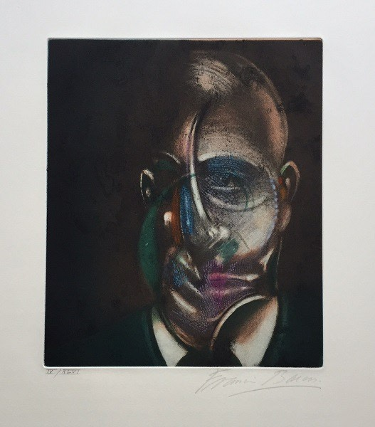 "<span class=""artist""><strong>Francis Bacon</strong></span>, <span class=""title""><em>Portrait of Michel Leiris 1976 (1978)</em></span>"