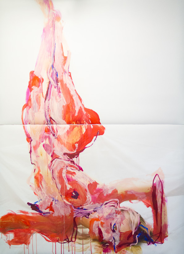 "<span class=""artist""><strong>Jess Cochrane</strong></span>, <span class=""title""><em>A Piece of Meat</em>, 2019</span>"