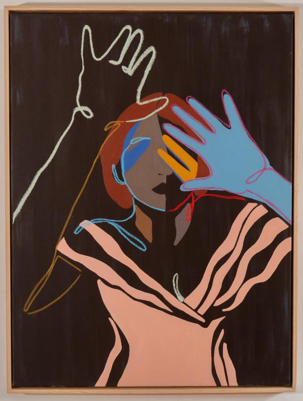 "<span class=""artist""><strong>Anoushka Mirchandani</strong></span>, <span class=""title""><em>Hypnotize</em>, 2021</span>"