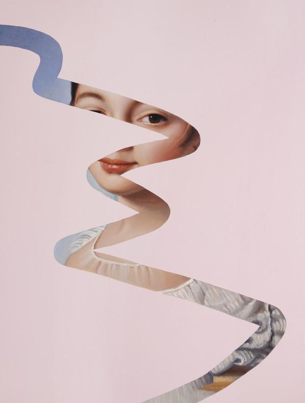 Fake Abstract (Ingres)