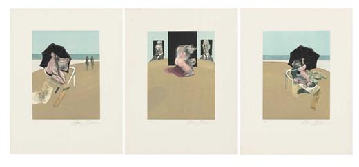 Metropolitan Triptych (Large Version)