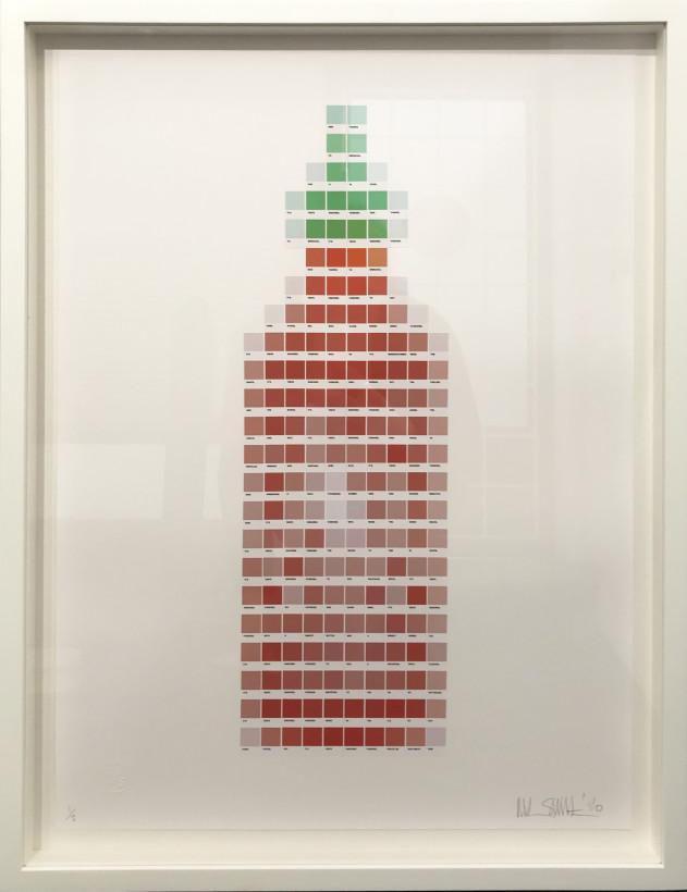 "<span class=""artist""><strong>Nick Smith</strong></span>, <span class=""title""><em>Psalm 138 - Sriracha Sauce</em>, 2020</span>"