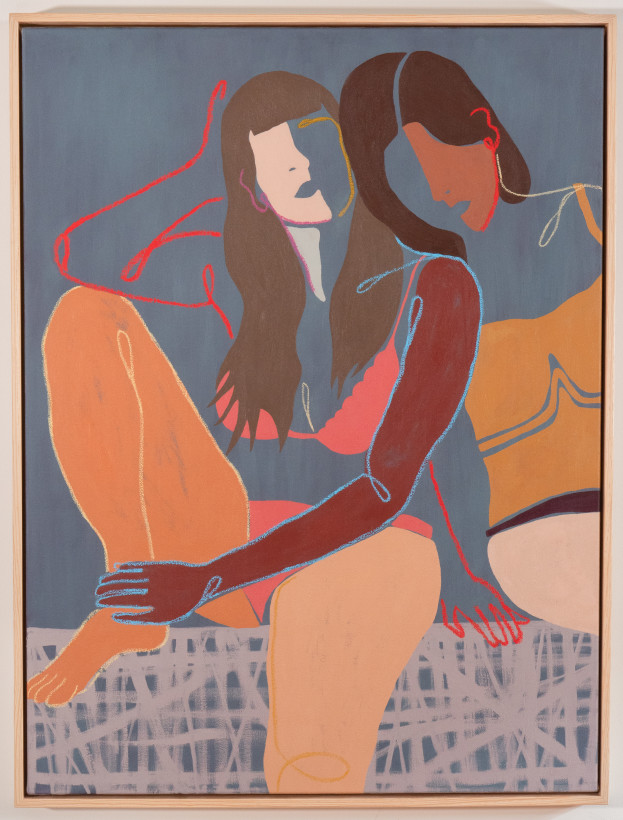 "<span class=""artist""><strong>Anoushka Mirchandani</strong></span>, <span class=""title""><em>Keeping Secrets</em>, 2021</span>"
