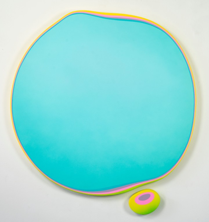 "<span class=""artist""><strong>Jan Kalab</strong></span>, <span class=""title""><em>Blue Lake 719</em>, 2019</span>"