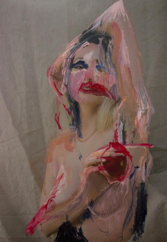 "<span class=""artist""><strong>Jess Cochrane</strong></span>, <span class=""title""><em>Sin</em>, 2021</span>"