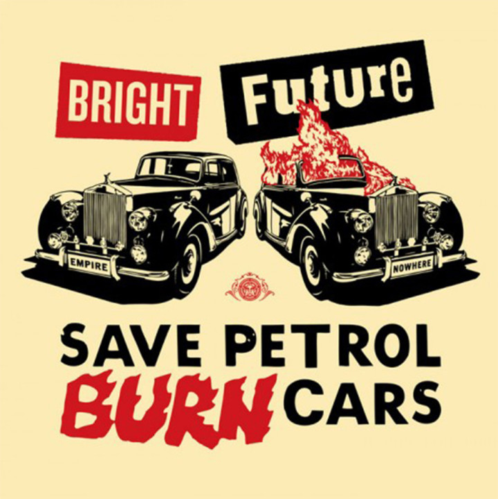 Bright Future - Black
