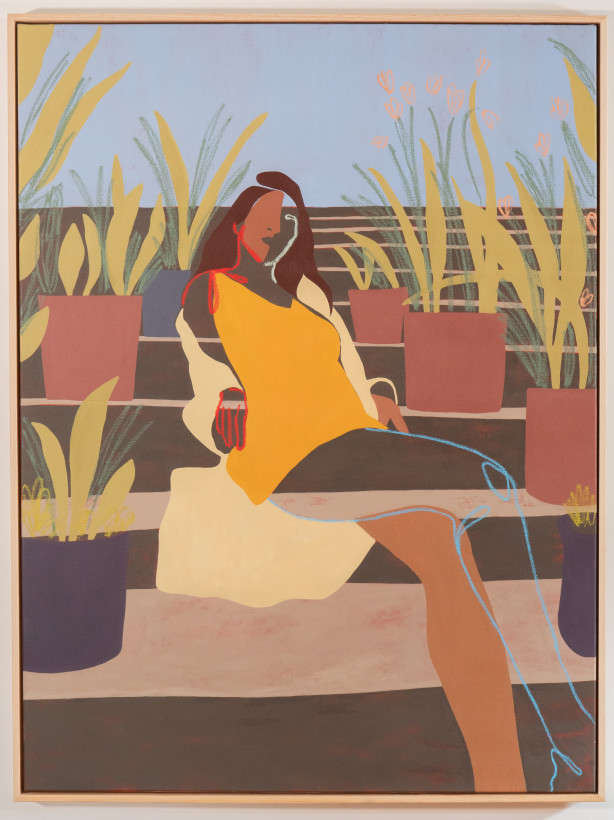 "<span class=""artist""><strong>Anoushka Mirchandani</strong></span>, <span class=""title""><em>Oasis</em>, 2021</span>"