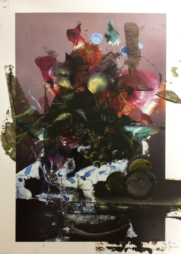"""<span class=""""artist""""><strong>Florian Eymann</strong></span>, <span class=""""title""""><em>Bloom #3</em>, 2019</span>"""