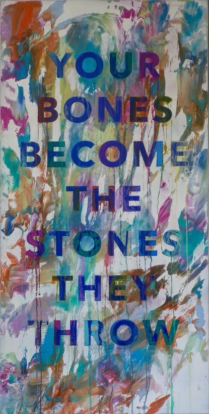 Your Bones Become The Stones They Throw