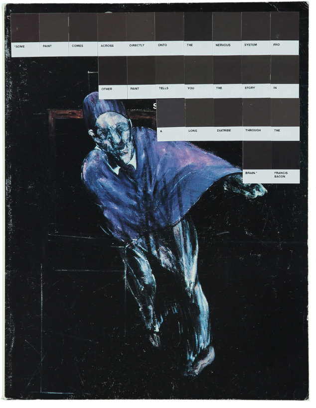 Francis Bacon, Art&Auction; 1990