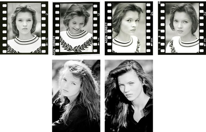 Kate Moss Roll 1 - Set