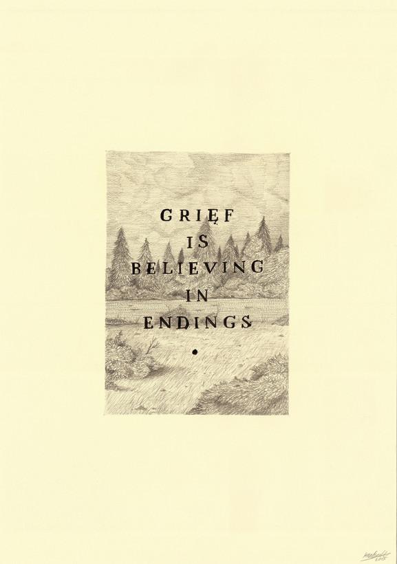 Grief Is Believing