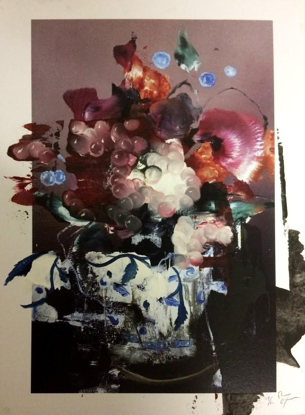 """<span class=""""artist""""><strong>Florian Eymann</strong></span>, <span class=""""title""""><em>Bloom #1</em>, 2019</span>"""