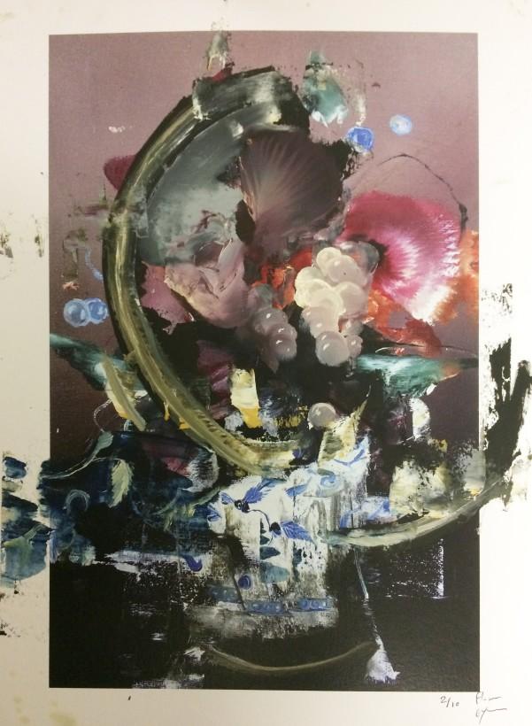 """<span class=""""artist""""><strong>Florian Eymann</strong></span>, <span class=""""title""""><em>Bloom #2</em>, 2019</span>"""
