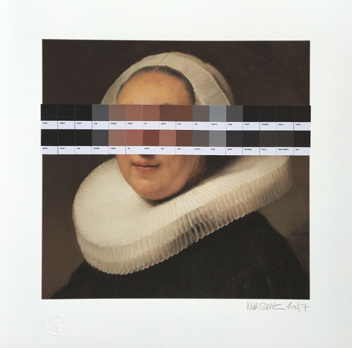 Rembrandt's Ruff Ryder 2