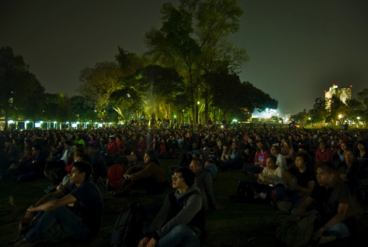 festival internacional de filmes unam