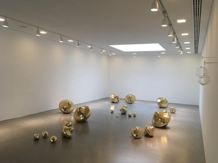 vista da exposicão -- instituto ling, 2018 -- cortesia da artista