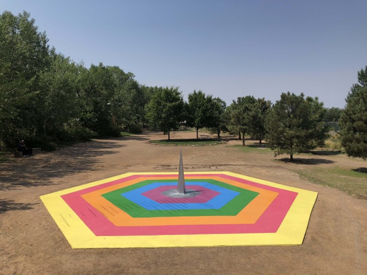 Eduardo Navarro. Galactic Playground, 2018. Courtesy of the artist and Galeria Nara Roesler.