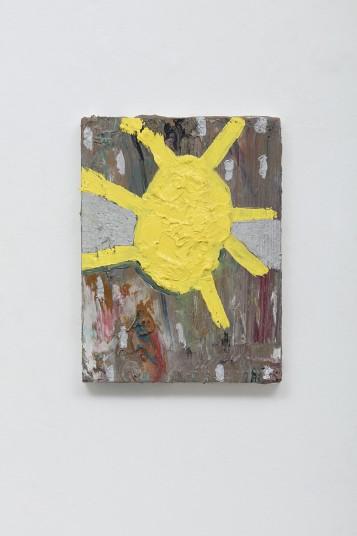 Bruno Dunley. Sol, 2018. Cortesia do artista e Galeria Nara Roesler