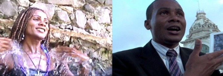 Sérgio e Simone 1 (2007-2009), vídeo, Virginia de Medeiros