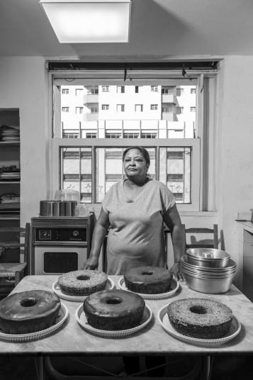 Leonice Penteado Lucas, Guerrilheiras, da série Alma de Bronze (2017), Virginia de Medeiros