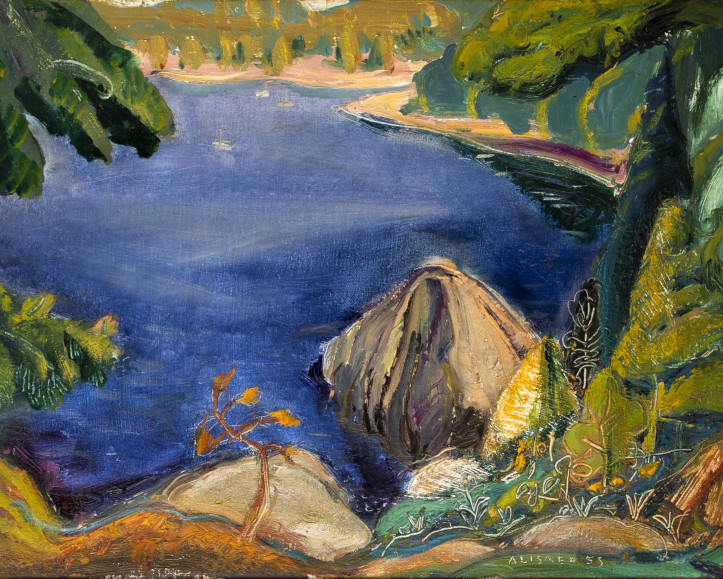 Arthur Lismer & The Klinkhoff Family