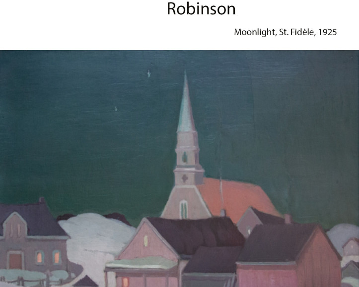 "Albert H. Robinson: ""The Painter's Painter"""
