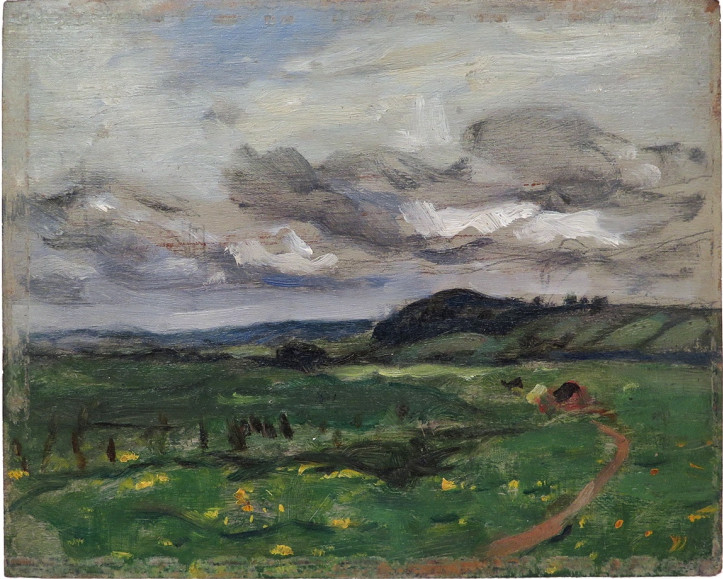 """A """"calm and airy vision"""" by James Wilson Morrice"""