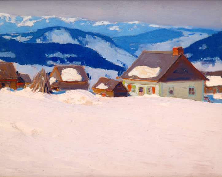 The Provenance of an Exquisite Sketch by Clarence Gagnon