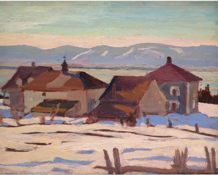 Port Jolie, Que. (c. 1927)