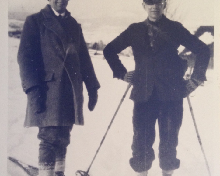 A.Y Jackson and Edwin Holgate