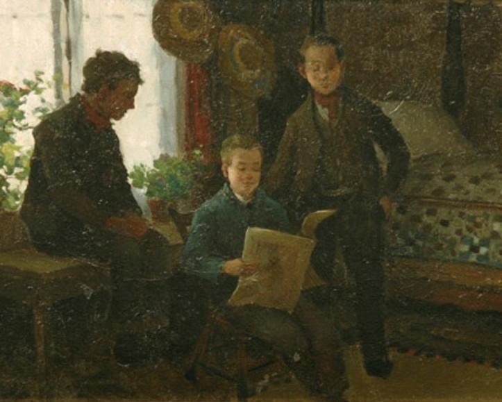Adolescent Reading