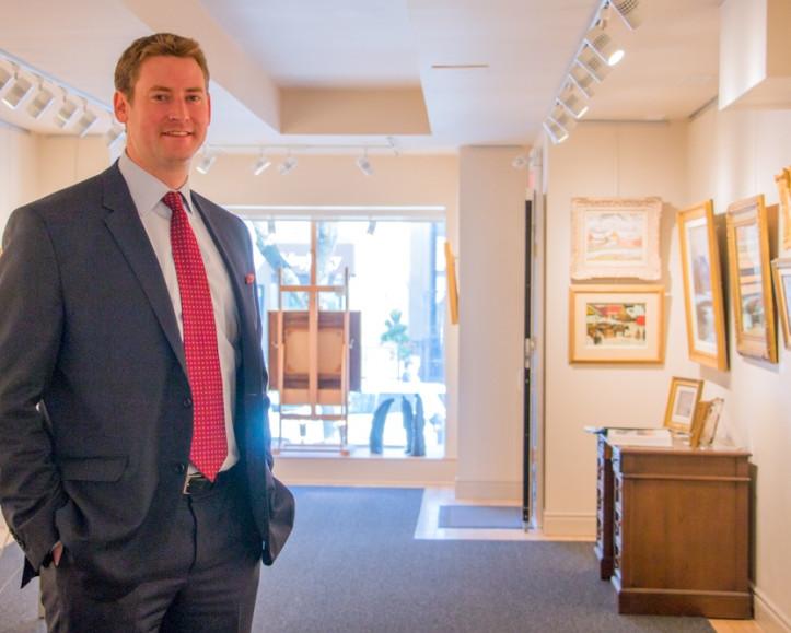 Jonathan Klinkhoff at Alan Klinkhoff Gallery, Toronto