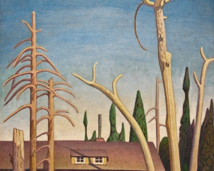 Lawren Harris Masterpiece For Sale at Klinkhoff