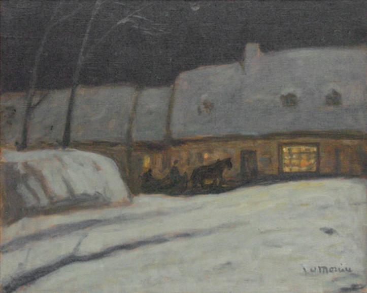 Masterpieces of Canadian Art Retrospective | September 2008