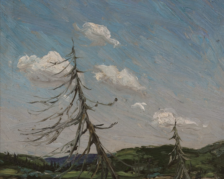 """""""Awesome"""" Tom Thomson Embodies the """"Spirit of Canada"""""""