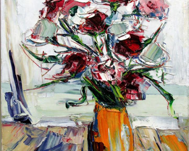Walter Klinkhoff's Admiration of Artist Sam Borenstein