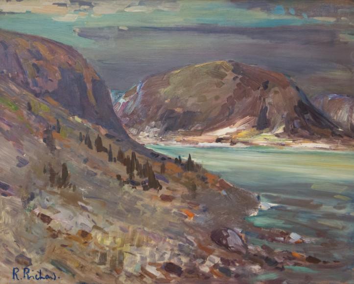 René Richard: Tom Thomson of the North
