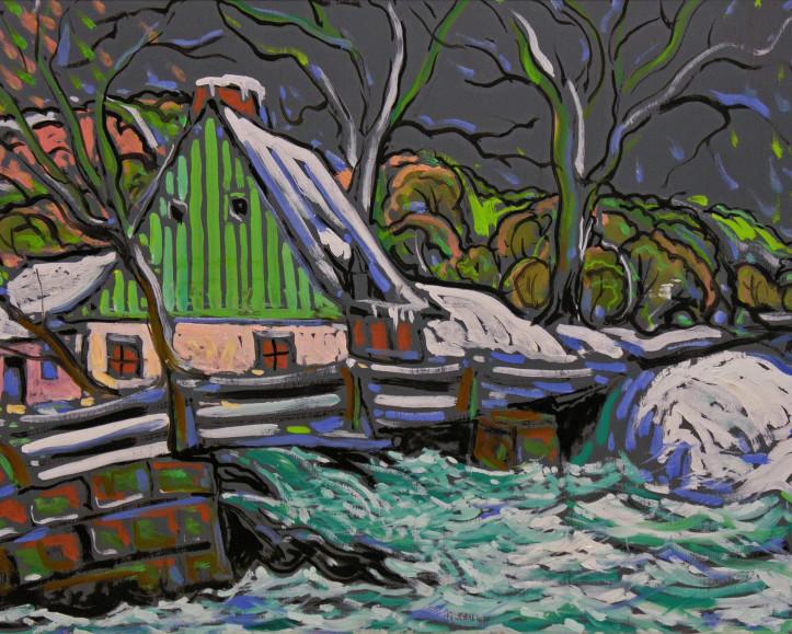 Exposition et vente d'oeuvres importantes d'art canadien - le 30 septembre