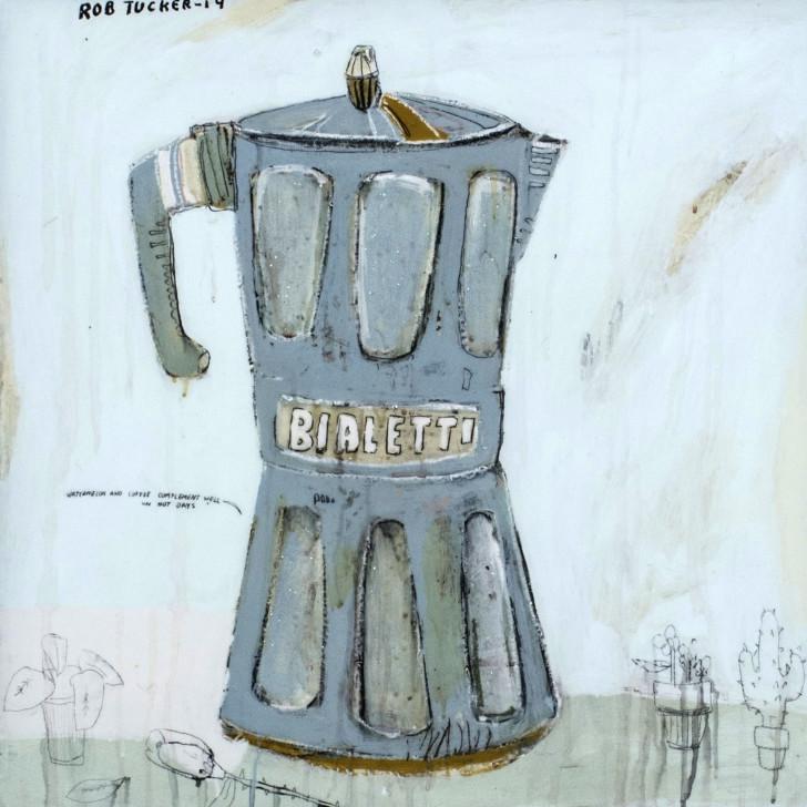 Ben's House: Cafe @ Rebecca Hossack Art Gallery